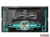 Radio MP3 player auto JVC KW-R520