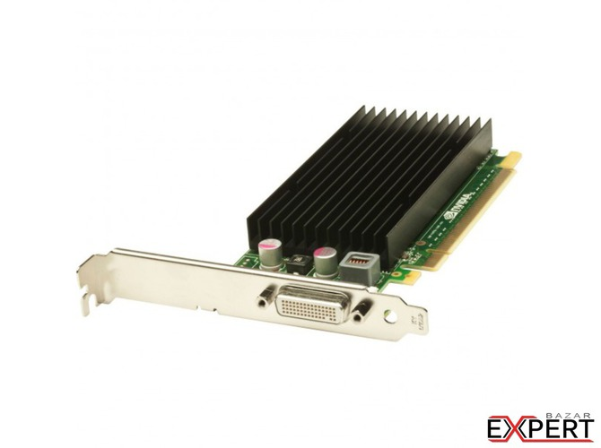Placa video PCI-E nVidia Quadro NVS 300, 512 Mb, DMS-59, low profile