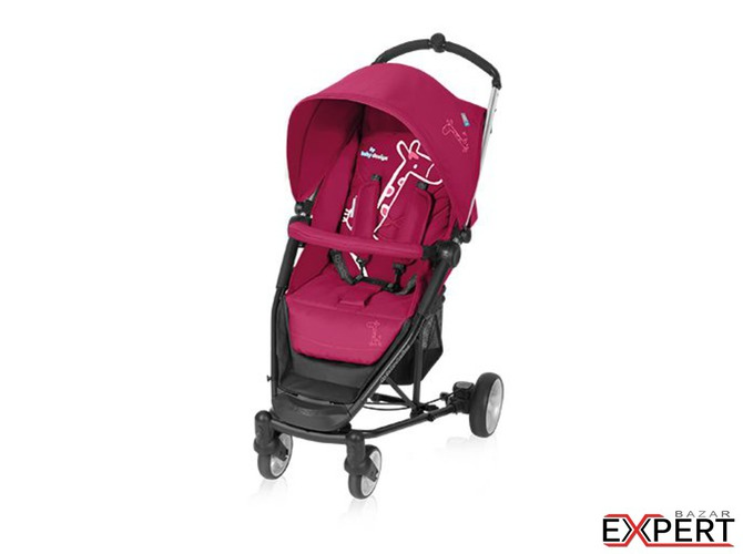Carucior sport Magic Pro 08 fuchsia 2015