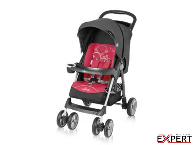 Carucior sport Walker 02 red 2014
