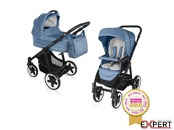 Carucior Multifunctional 2 in 1 Lupo Comfort 01 Jeans 2016