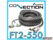 Cablu RCA Audison Connection FT2 550
