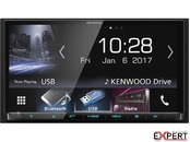 Unitate multimedia 2 DIN cu  Bluetooth, USB si AUX KENWOOD DMX-7017BTS