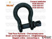 Vand Gambeti / shackles omega cu bolt filetat S209T Crosby