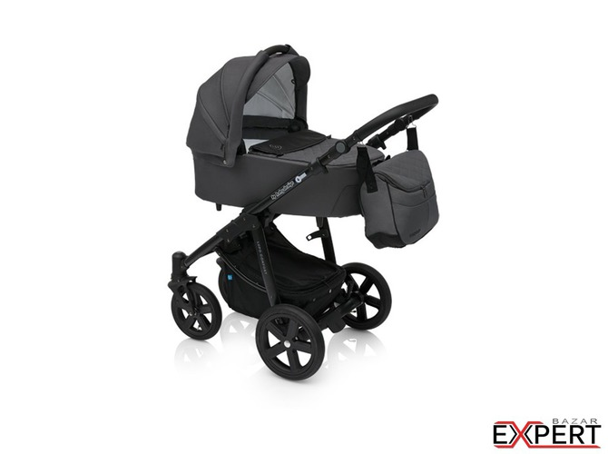 Carucior Multifunctional 2in1 Comfort 07 Graphite 2018