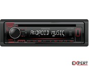 Radio CD cu USB si AUX  Kenwood KDC-152R