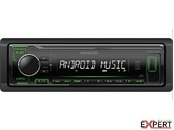 Radio USB Kenwood KMM-104GY