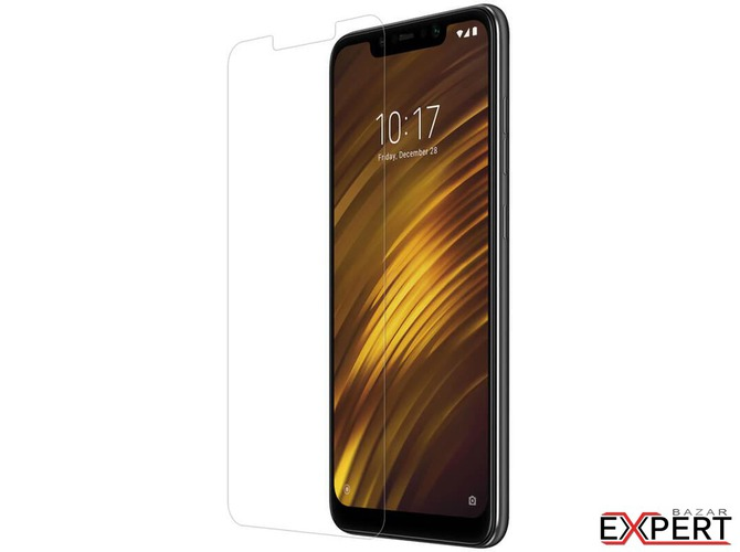 Folie protectie transparenta Case friendly Bluestar Xiaomi Pocophone F1