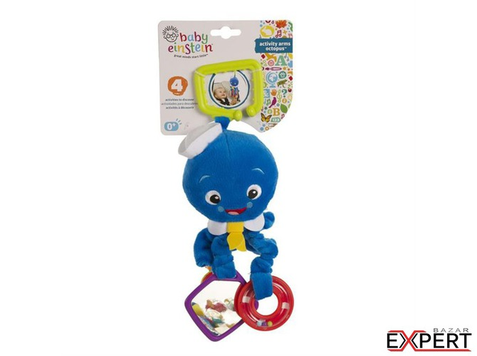 Jucarie multi-senzoriala Activity Arms Octopus