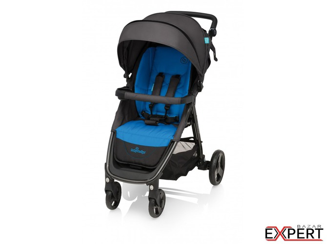 Carucior sport Baby Design Clever 2019 - Blue