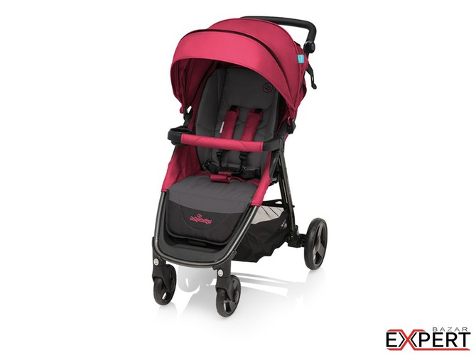 Carucior sport Baby Design Clever 2019 -  Pink
