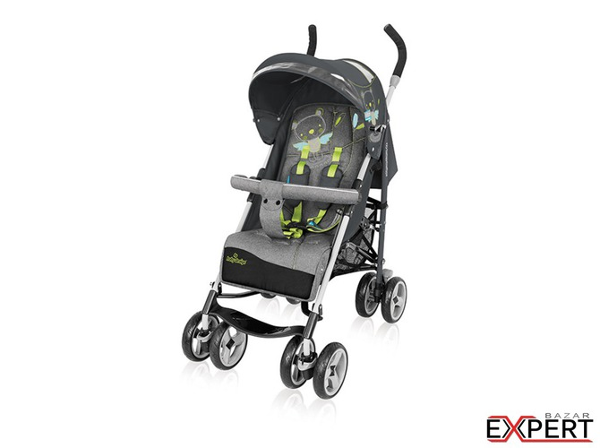 Carucior sport Baby Design Travel Quick 07 Gray 2019