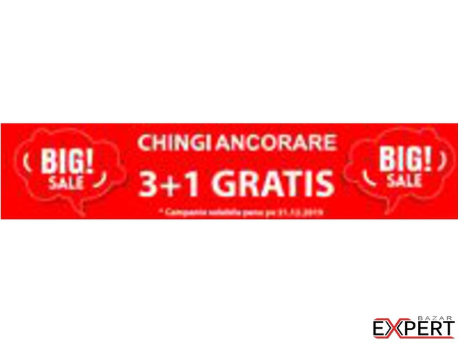 Vand Super oferta 3+1 gratis : chingi de ancorare TOTAL RACE