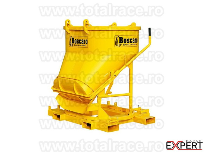 Vand Cupe beton stivuitor Total Race
