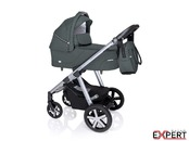 Carucior multifunctional + Winter Pack Baby Design Husky 2020-Graphite