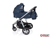 Carucior multifunctional + Winter Pack Baby Design Husky 2020 - Navy