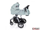 Carucior multifunctional + Winter Pack Baby Design Husky 2020 - Turquoise