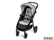 Carucior sport Baby Design Look Air 2020 Light Gray